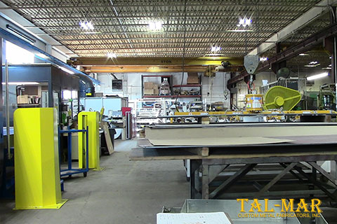 shop facilities