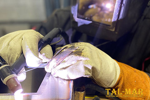 weld shop services